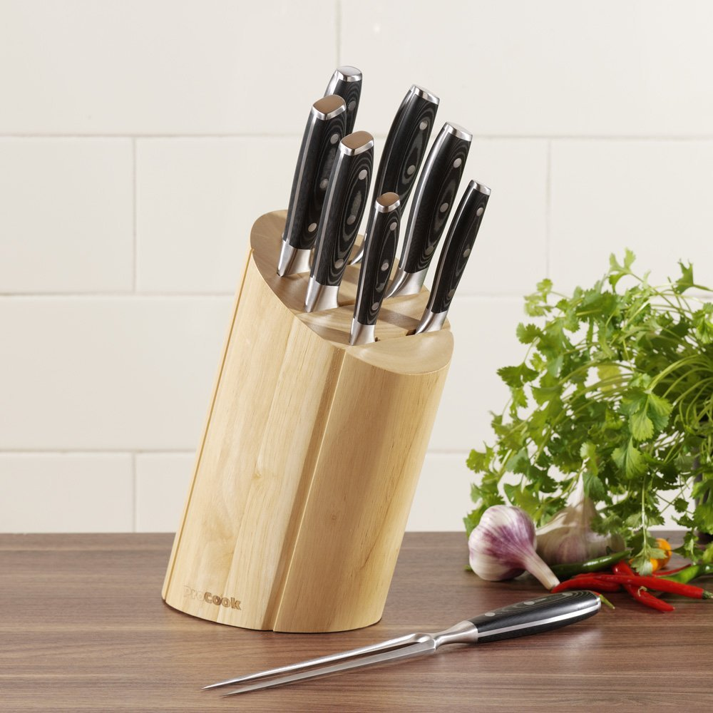 professional kitchen knives set procook professional x50 knife set review kitchen kit out 21376