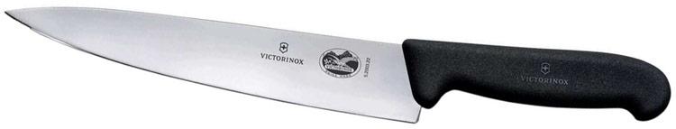 "Victorinox Cooks Knife - 8.5"""" blade"